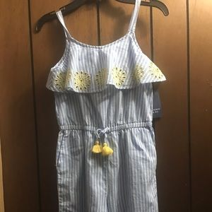 Crown and ivy romper